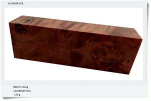 Stabilized wood