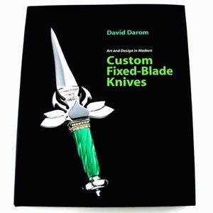 Custom fixed blade knives