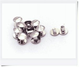 Rivet, nickel 8 mm