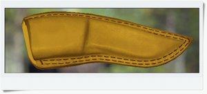 Leather dye Yellow