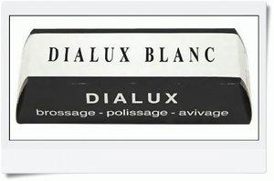 Dialux white polish, 120 g