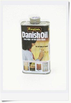 Danish Oil 1/4 liter