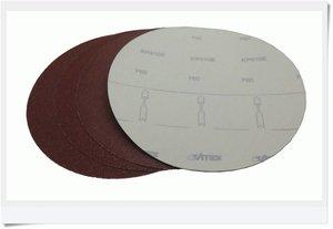 Sanding disc, velcro attachment, Ø 300mm, grit 120