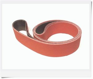 Polishing belt, 3M, 272L grit P400