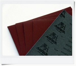 Sanding sheets, 280x230mm, grit 240