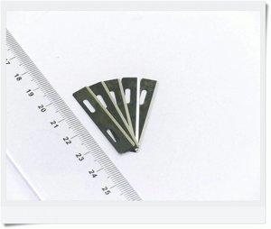 Extra blades for skife, 5 pcs