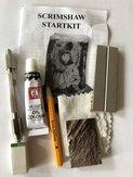 Scrimshaw, starter kit