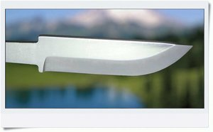Stainless blade Sandvik  85x24x3,25